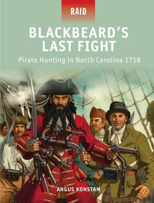 Blackbeard's Last Fight By Konstam, Angus/ Stacey, Mark (ILT)
